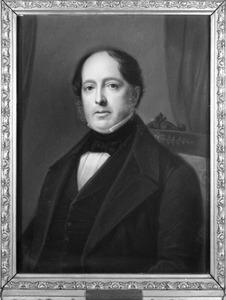 Portret van Arnoud Henrik van Wickevoort Crommelin (1797-1881)