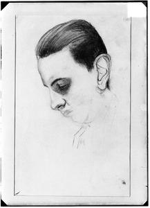 Portret van Willem Hendrik van Lennep (1911- )