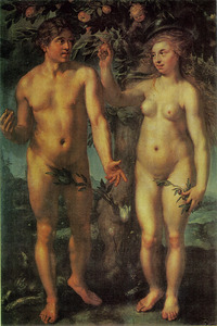Adam en Eva: de Zondeval (Genesis 3:1-7)