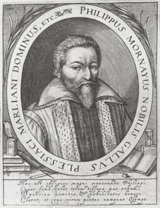 Portret van Philippe de Mornay (1549-1623)