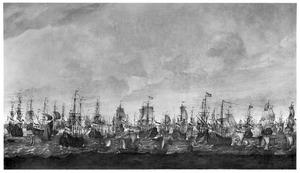 Overzicht van schepen die in 1651 onder de vlag van Veere hebben gevaren