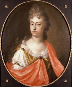 Portret van mogelijk Adriana Mesdach (1677-1711)