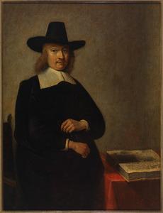 Portret van Paulus Thierens (1638-1691)