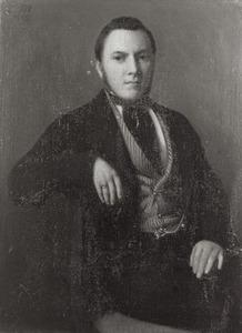 Portret van R.W. Stern