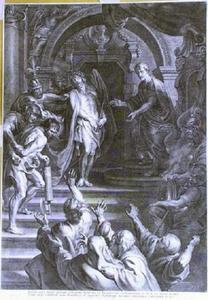 Pilatus toont Christus aan het volk, 'Ostentatio Christi', 'Ecce Homo' (Johannes 19:4-6)
