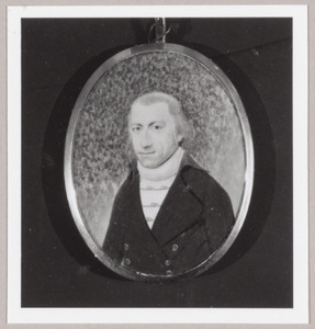 Portret van Daniel Wigbold Crommelin (1771-1811)