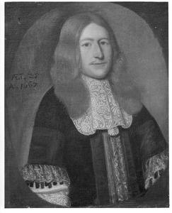 Portret van Gerard van der Heyden