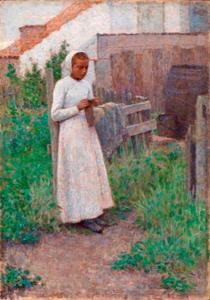 Bretons meisje