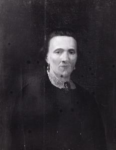Portret van Margaretha Jacoba Oolie (1843-1915)