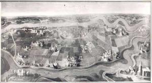 De belegering van Zaltbommel in 1574