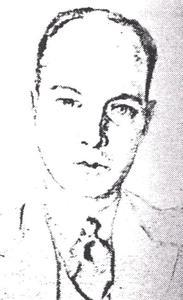 Portret van Nicolaas Antonie Donkersloot (1902-1965)