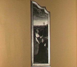 H. Hieronymus met stichter