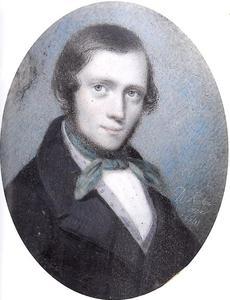 Portret van Daniel Nederveen (1811-1891)