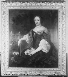 Portret van Margaretha Rosa (1629-1706)