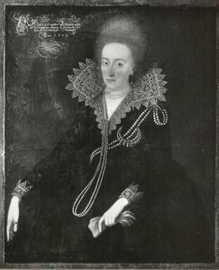 Portret van Elizabeth van Denemarken (1573-1626)