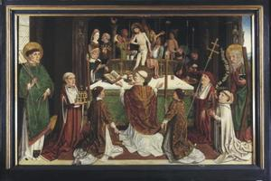 De Mis van Gregorius