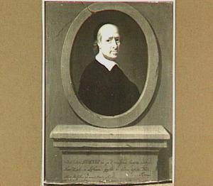 Portret van Galenus Abrahamsz de Haan (1622-1706)