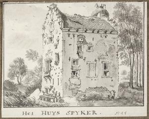 Het Spijker bij kasteel de Mussenberg in Elst