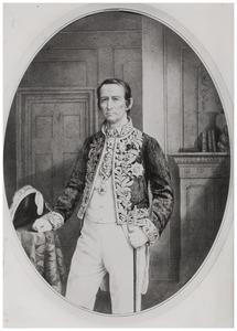 Portret van Reinhard Frans Cornelis van Lansberge (1804-1873)