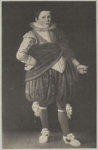 Portret van eenjongen