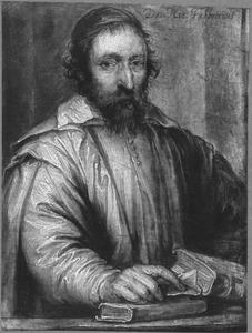 Portret van Nicolas Fabricius de Peiresc (1580-1637)