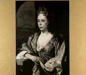 Portret van Elisabeth van Riebeeck (1693-1723)