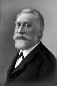 Portret van Jacob Isaac van Waning (1840-1917)
