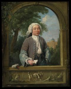 Portret van Giacomo van Lint