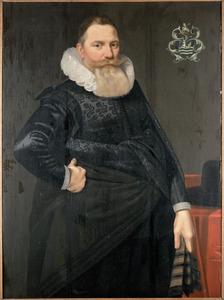 Portret van Olfert Barentsz. (1577- ?)