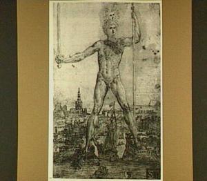 Een van de Wereldwonderen: de Kolossos van Rhodos