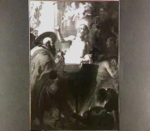 Het martelaarschap van Johannes de evangelist