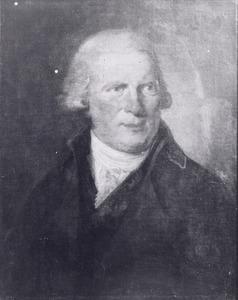 Portret van Jan Anthonie van Hemert (1746-1822)