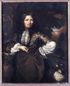 Portret van Johan Baptist Bartolotti van den Heuvel ( -1703)