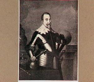 Portret van Gustav Adolf II Wasa (1594-1632), koning van Zweden