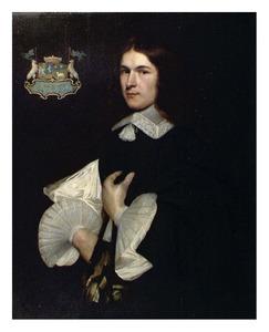 Portret van Jan Lampsins (1629-1695)
