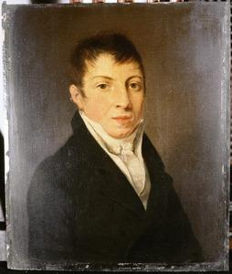Portret van een man, waarschijnlijk Jan Jacobus Valckenier van de Poll (1792-1837)