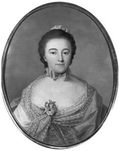 Portret van Isabella Agneta van Lockhorst (1732-1765)