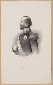 Portret van Willem III van Oranje- Nassau (1817-1890)