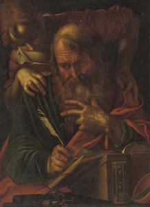 De apostel Mattheüs