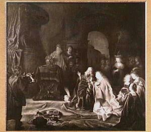 De afgodendienst van koning Salomo (1 Koningen 11)