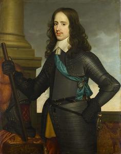 Portret van Willem II van Oranje- Nassau (1626-1650)