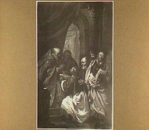 St. Rombout voor de paus