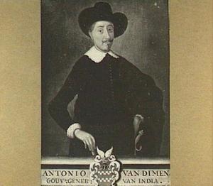 Portret van Antonio van Diemen (1593-1645)