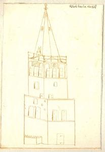 Heet: Tiel, de toren van de Grote kerk