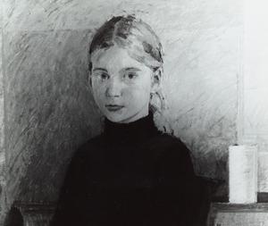 Portret van Claartje Verhoeven
