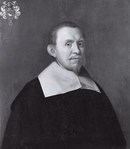 Portret van Bernardus Fullenius (....-1657)