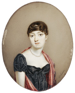 Portret van Cornelia Anna Druyvestein (1788-1852)