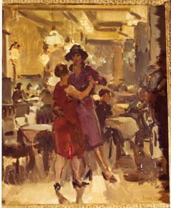 Dansen in Theater Scala, Den Haag