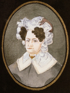 Portret van Pietronella Leonarda de Lang (1772-1847)