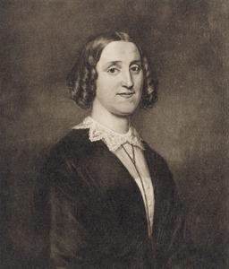 Portret van Johanna Koopmans (1827-1855)